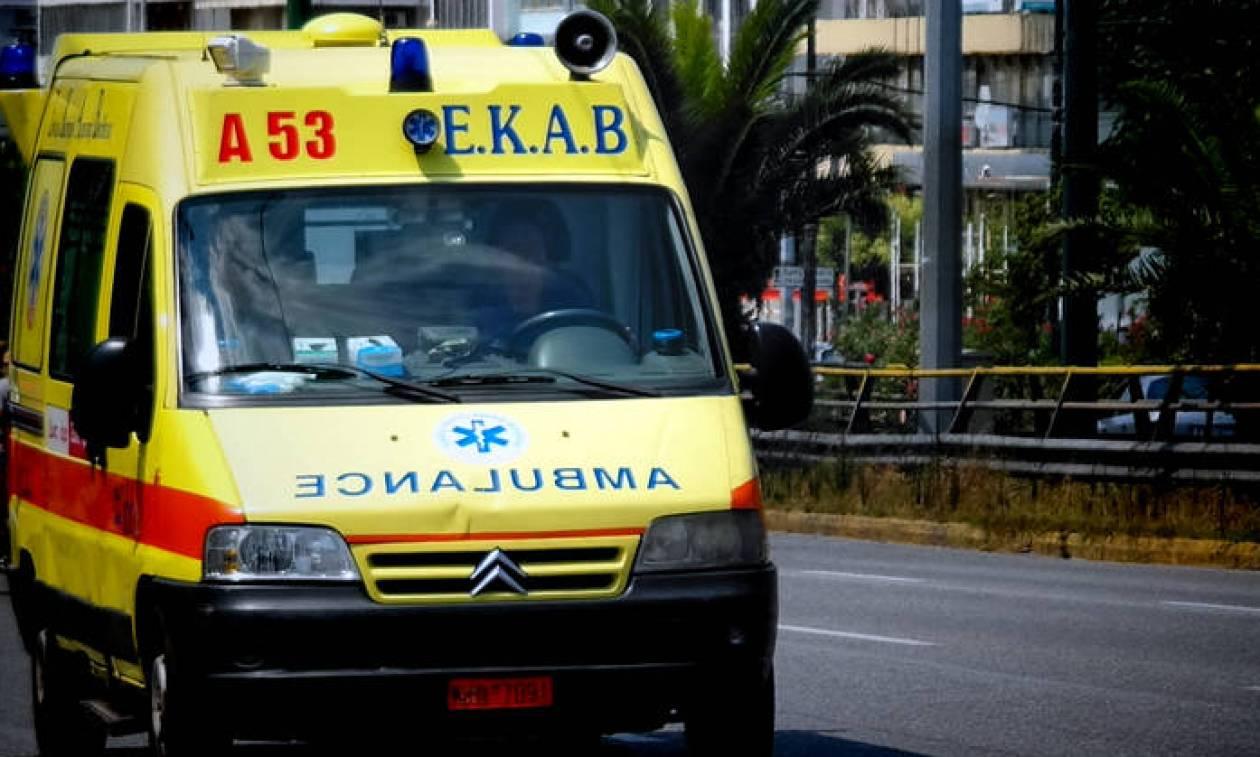 Θανατηφόρο τροχαίο στον Κορυδαλλό: Ένας νεκρός και μία τραυματίας