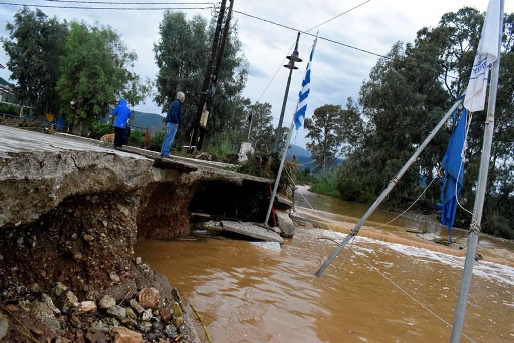 Κυκλώνας: Γιατί η Κρήτη γλίτωσε από την επέλαση του «Ζορμπά»