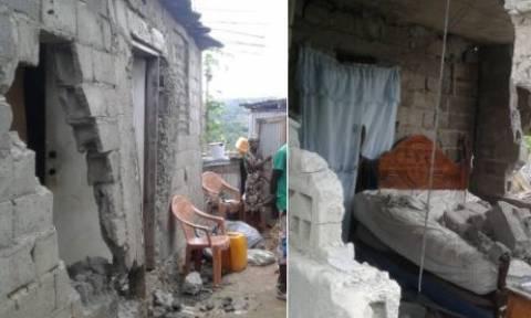 Σεισμός στην Αϊτή: Τουλάχιστον 14 οι νεκροί - Εκατοντάδες τραυματίες (pics+vid)