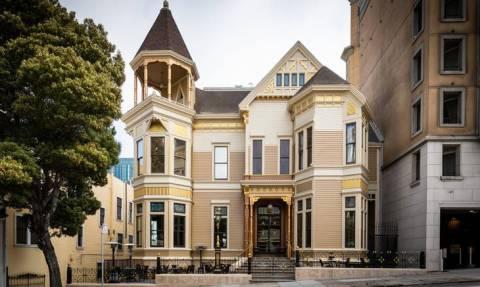 Το πιο ακριβό σπίτι Airbnb βρίσκεται στο Σαν Φρανσίσκο και μετατρέπεται σε ένα φανταστικό ξενοδοχείο