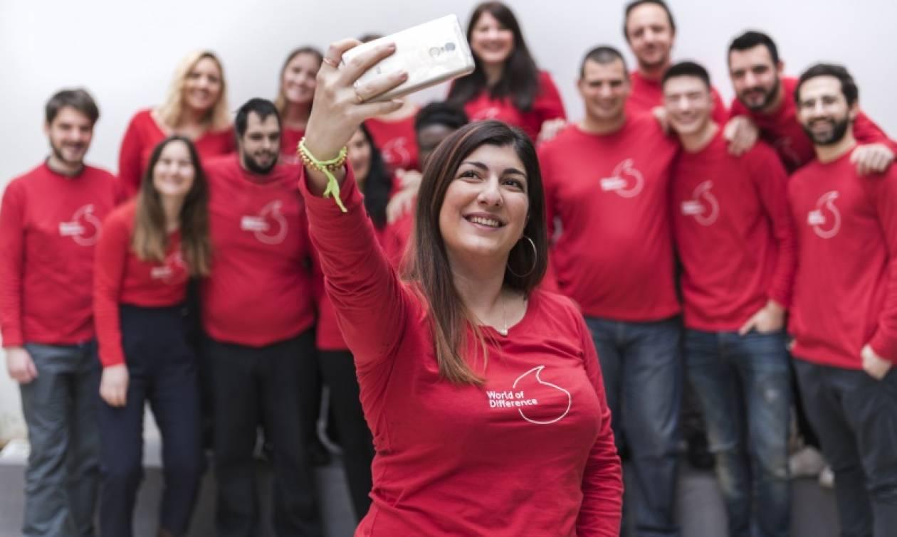 World of Difference 2019 Η νέα εποχή του προγράμματος του Ιδρύματος Vodafone είναι εδώ