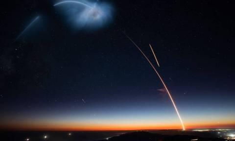 Πανικός στην Καλιφόρνια: Όλοι... παραμιλούσαν για το «UFO» στον ουρανό! (vid+pics)