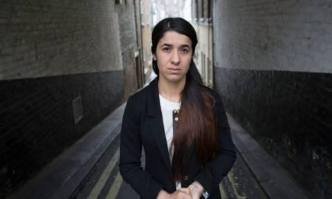 Νάντια Μουράντ: Η σκλάβα του ISIS που τιμήθηκε με Νόμπελ Ειρήνης ζητά να τιμωρηθούν οι τζιχαντιστές