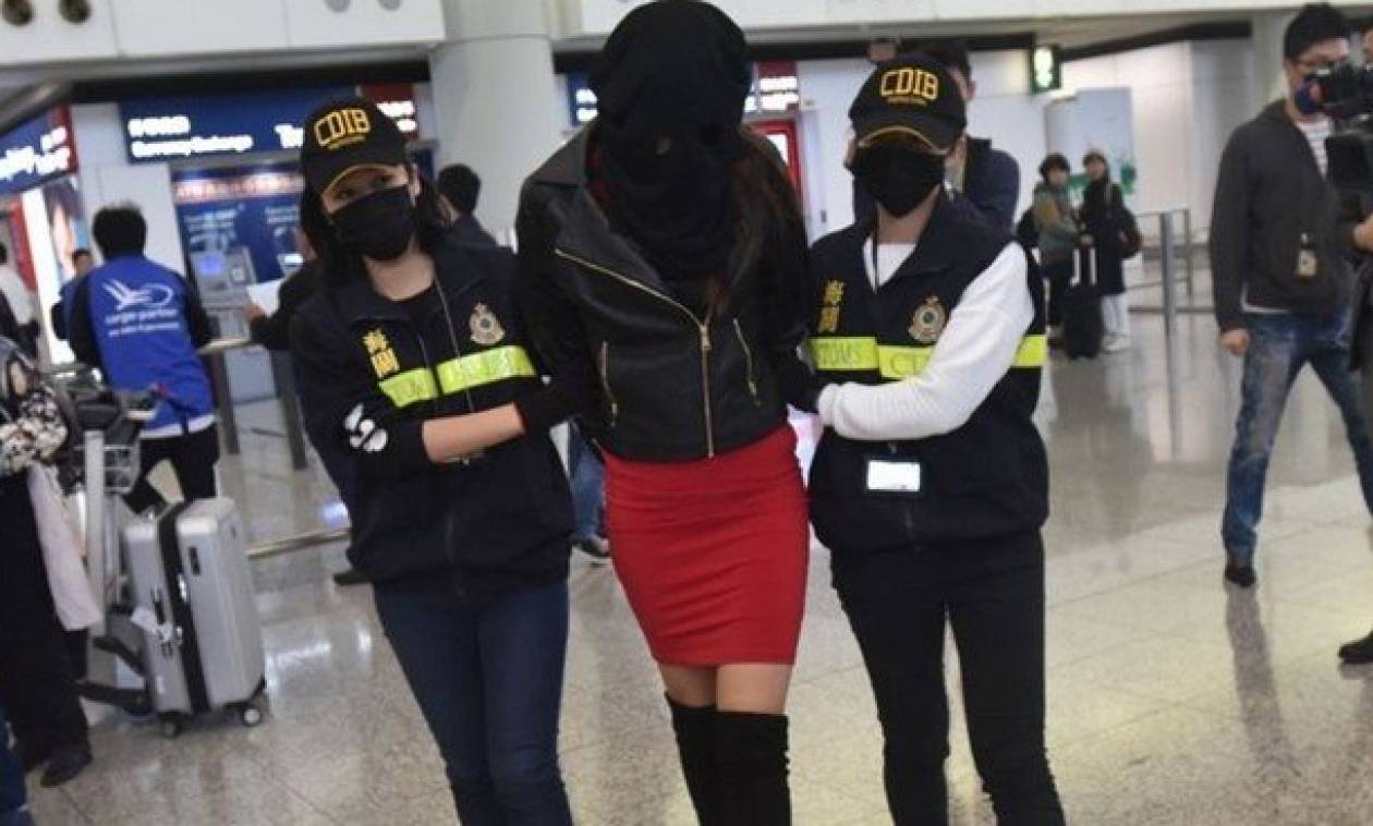 Ραγδαίες εξελίξεις στην υπόθεση του μοντέλου με την κοκαΐνη στο Χονγκ Κονγκ - Το εφιαλτικό σενάριο