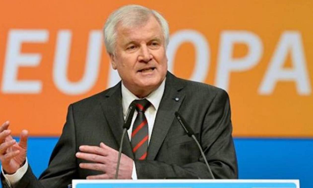 Προκλητική «δήλωση» Ζεεχόφερ: Καλύτερα να κυβερνούσαν μόνιμα την Ελλάδα οι Βαυαροί