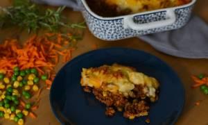Η συνταγή της ημέρας: Shepherd's pie