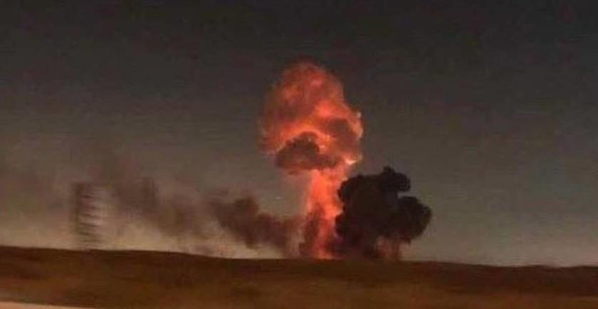 Ουκρανία: Πιθανό το σενάριο του σαμποτάζ στην έκρηξη που συγκλόνισε αποθήκη με πυρομαχικά