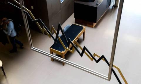 Νέα «βουτιά» για το χρηματιστήριο Αθηνών - Κλείσιμο με πτώση 2,43%