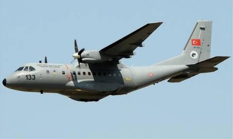 Νέες παραβιάσεις από τουρκικά αεροσκάφη πάνω από το Αιγαίο