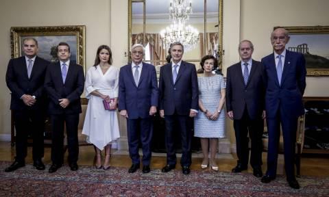 Προκόπης Παυλόπουλος: Η δωρεά οργάνων είναι η υπέρτατη μορφή αγάπης και αλληλεγγύης