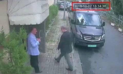 Βίντεο–ντοκουμέντο - Τουρκία: Η στιγμή που ο Κασόγκι εξαφανίζεται «από προσώπου γης»