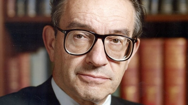 Alan Greenspan economist death hoax