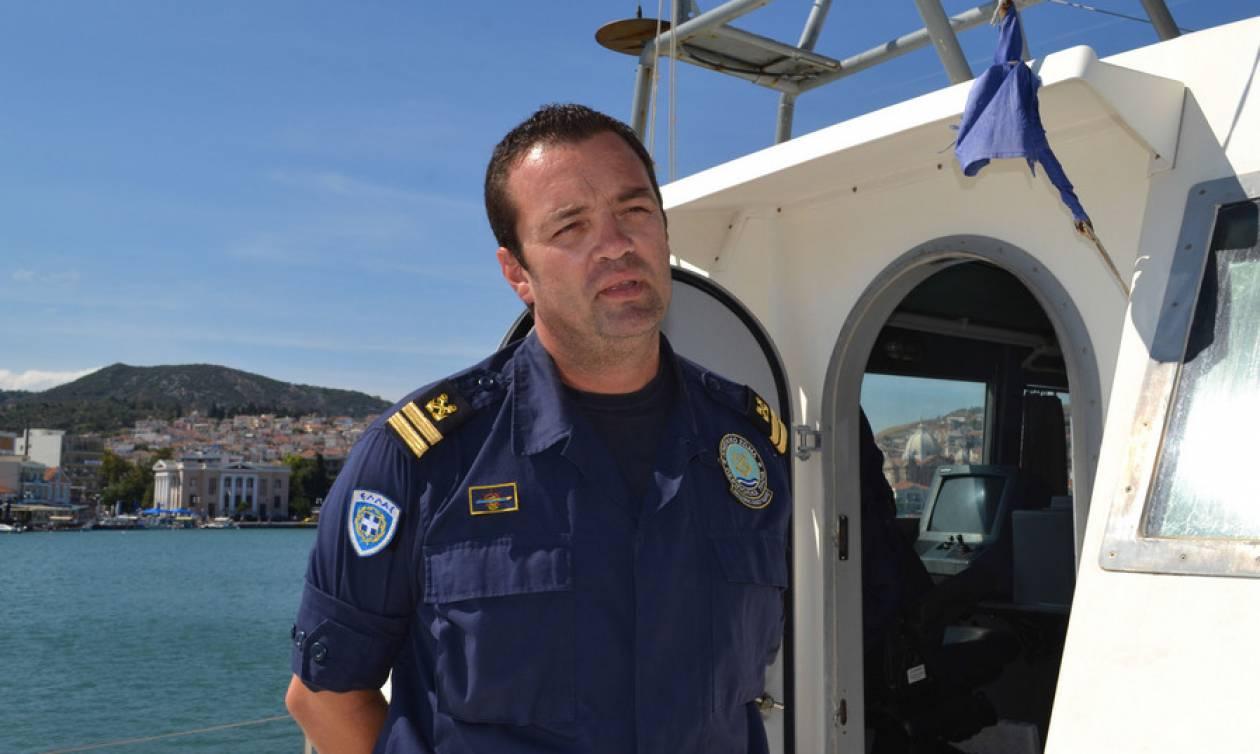 Ανείπωτη θλίψη: Πέθανε ξαφνικά ο «ήρωας του Αιγαίου», Κυριάκος Παπαδόπουλος