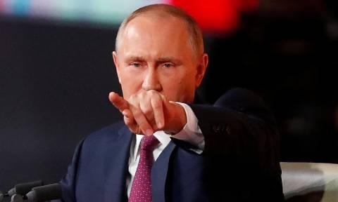 Αποκάλυψη - «βόμβα»: Ο Πούτιν ετοιμάζεται να «στραγγαλίσει» την Ευρώπη