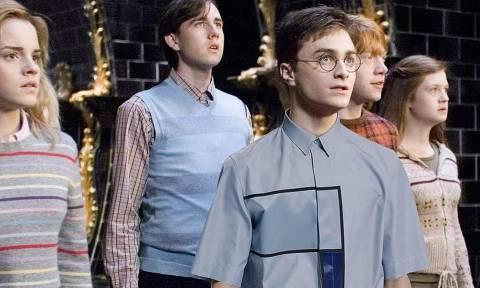 Έχεις δει ποτέ τον Χάρι Πότερ σε... βλαχοτρέντι έκδοση;