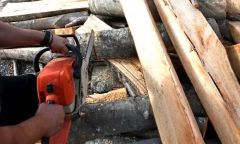 ΣΟΚ στο Αγρίνιο: 42χρονος ακρωτηριάστηκε ενώ έκοβε ξύλα