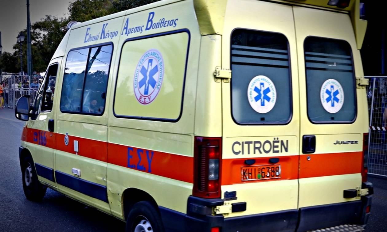 Θεσσαλονίκη: Άνδρας έπεσε από τον τρίτο όροφο οικοδομής