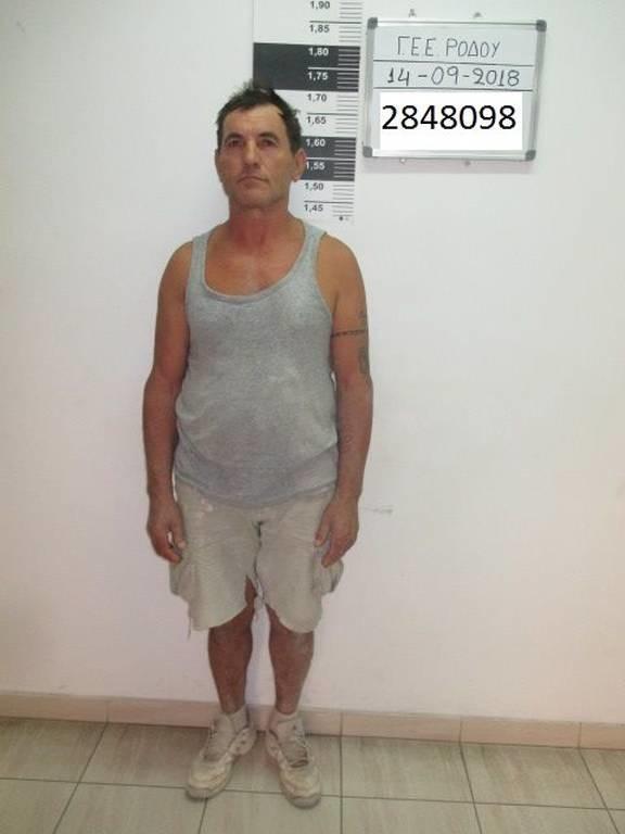 Αυτός είναι ο 55χρονος που πιάστηκε στη Ρόδο για αποπλάνηση παιδιών (pics)