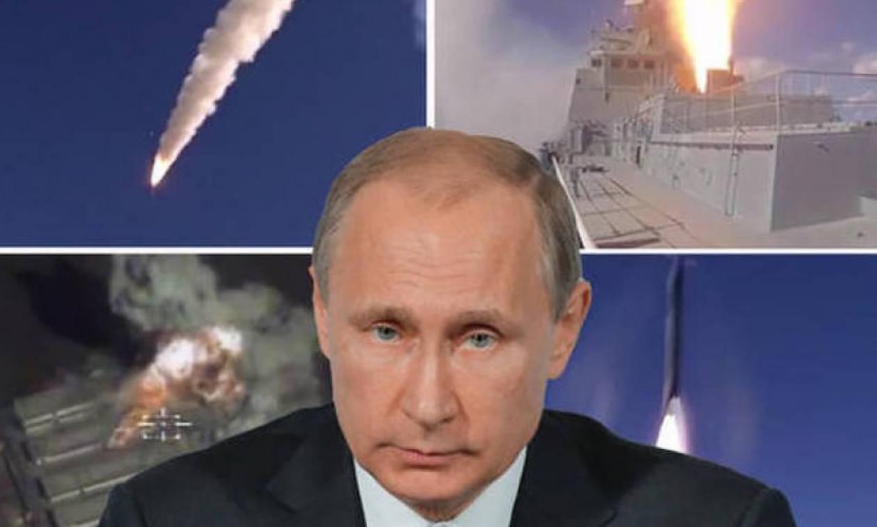 Συναγερμός στο ΝΑΤΟ: O Πούτιν κυκλώνει με στρατιωτικές βάσεις και πυραύλους την Ευρώπη