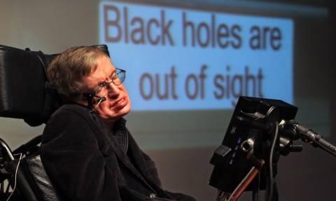 Αυτή είναι η τελευταία μελέτη του Στίβεν Χόκινγκ που δημοσιεύτηκε μετά το θάνατό του
