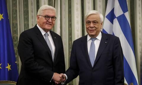 Σταϊνμάιερ: Η πορεία της Ελλάδας στέφεται με επιτυχία