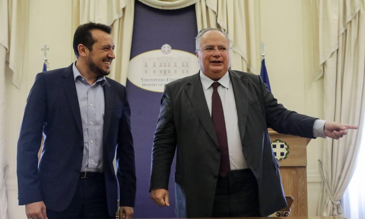 Παππάς: Η πολιτική Κοτζιά στο Σκοπιανό είναι στην καρδιά της κυβερνητικής φιλοσοφίας