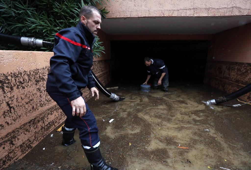 Τραγωδία στη Γαλλία: Δύο νεκροί από ορμητικούς χειμάρρους