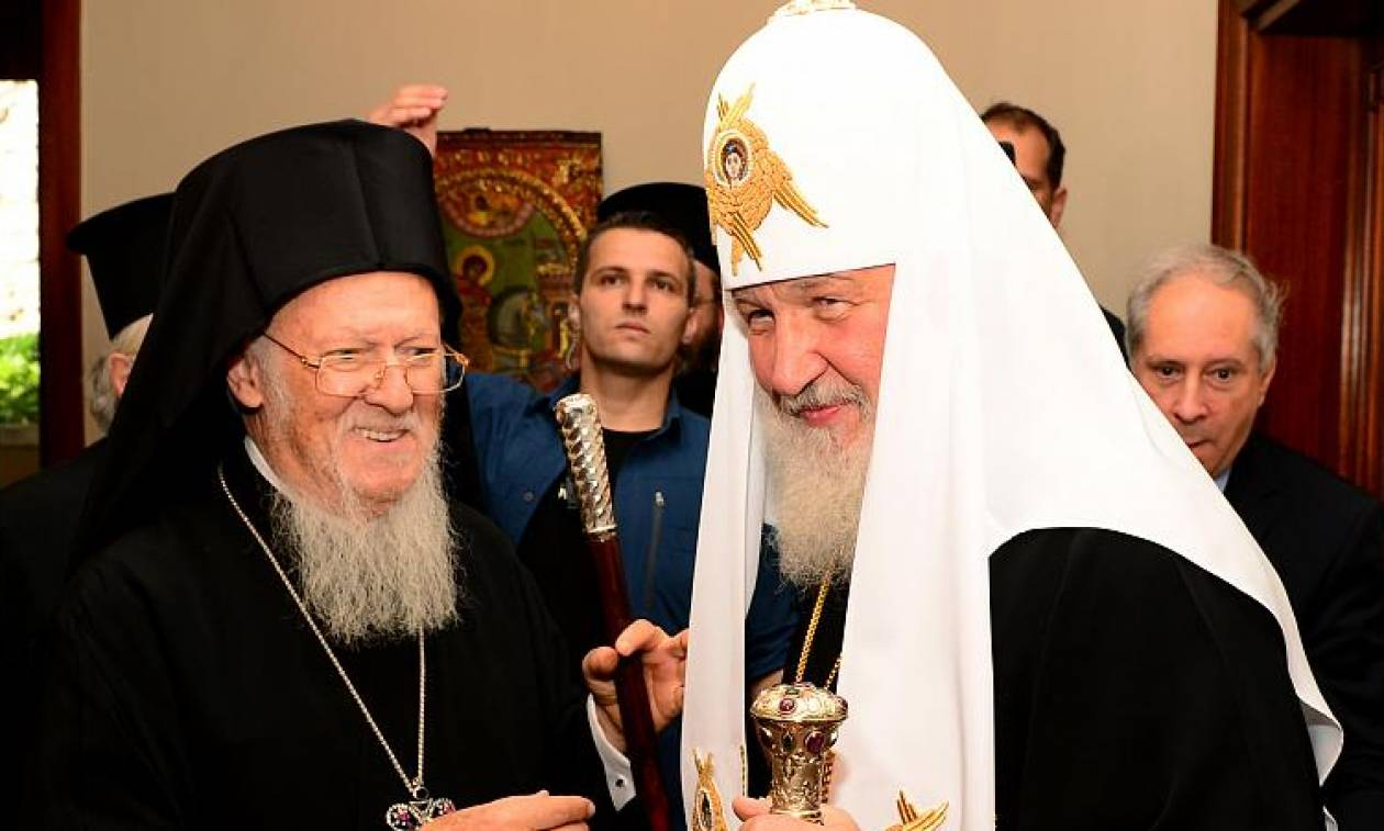 Απόφαση - «φωτιά»: Το Οικουμενικό Πατριαρχείο αναγνώρισε ως αυτοκέφαλη την Εκκλησία της Ουκρανίας