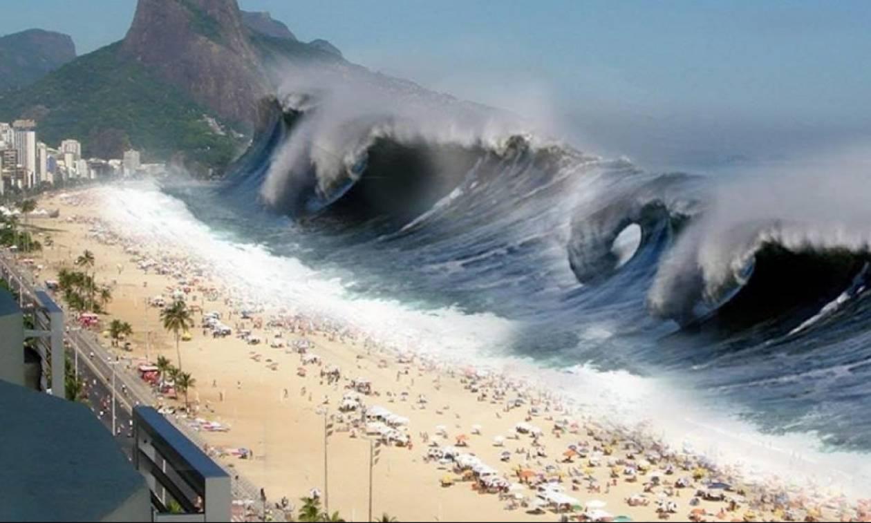 Πρόβλεψη ΣΟΚ από επιστήμονες: Μεγάλος κίνδυνος για φονικό τσουνάμι στο Ιόνιο