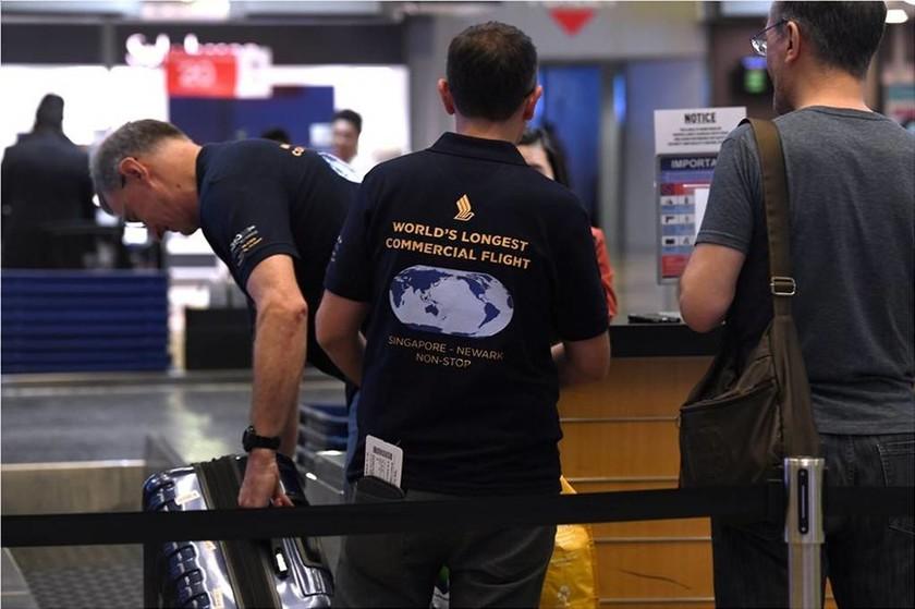 Σιγκαπούρη - Νέα Υόρκη σε... 19 ώρες: Απογειώθηκε το Airbus της μεγαλύτερης πτήσης στον κόσμο (vid)
