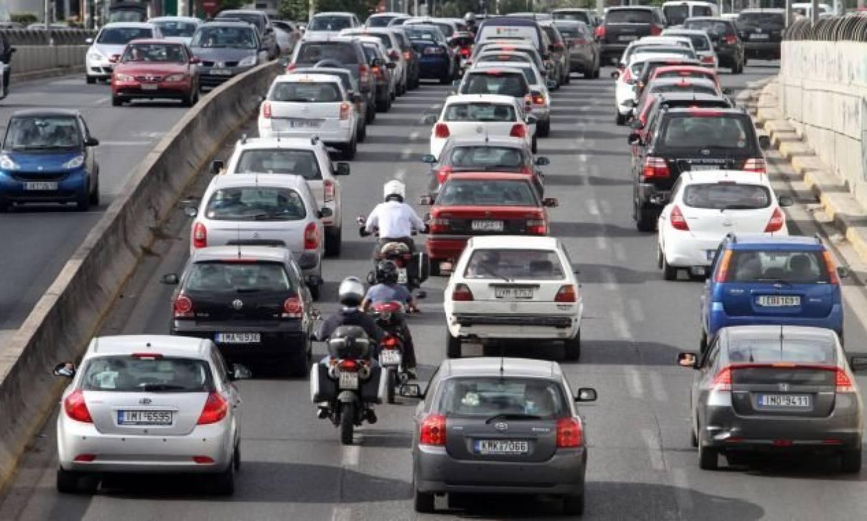Κίνηση στους δρόμους: Κυκλοφοριακό κομφούζιο στην Αττική Οδό λόγω... Σταϊνμάιερ