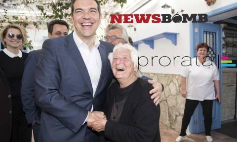 Διχασμένοι οι πολίτες για το αν θα αποτρέψει ο Τσίπρας την περικοπή των συντάξεων