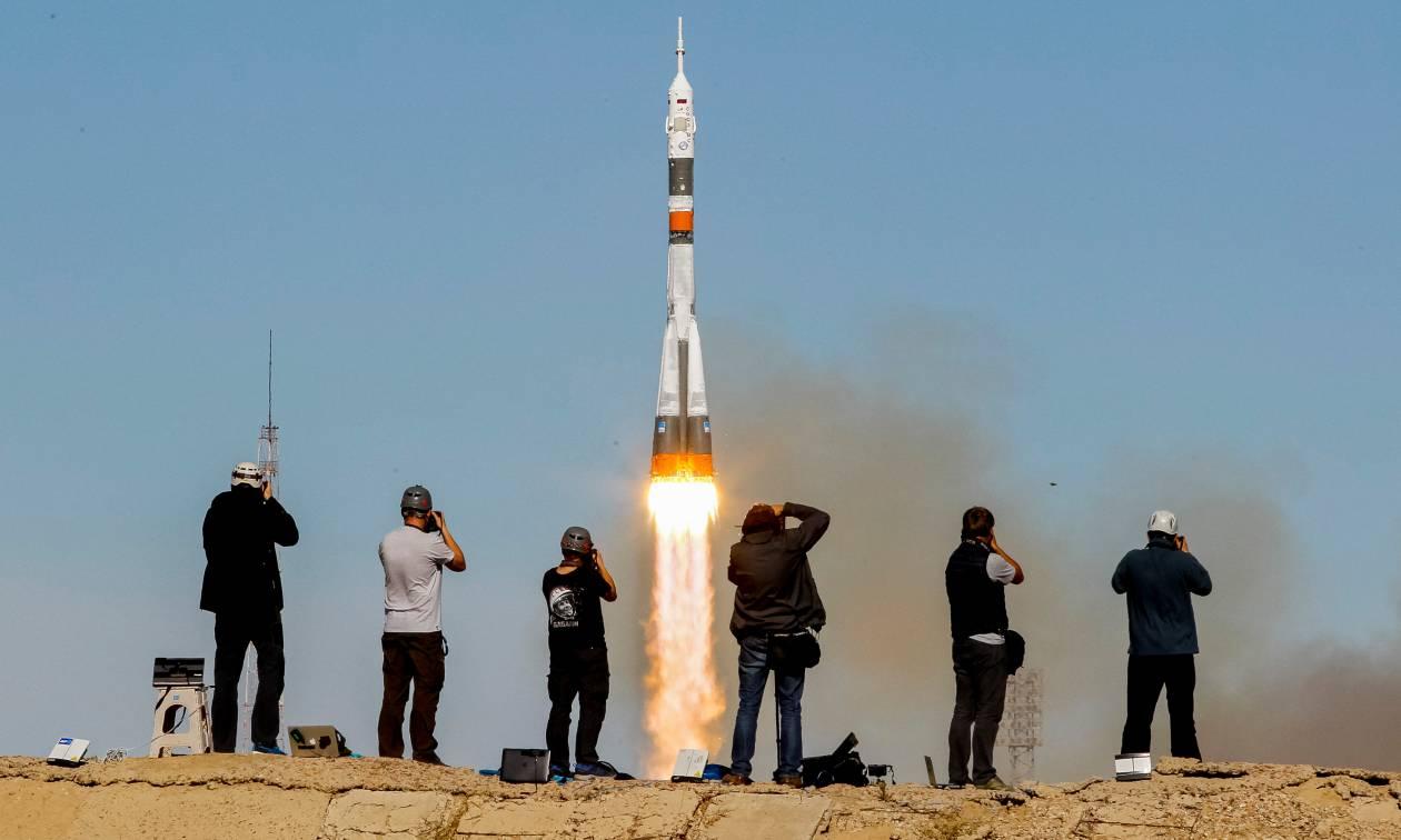 Διακόπτονται οι  εκτοξεύσεις πυραύλων Soyuz μετά το ατύχημα
