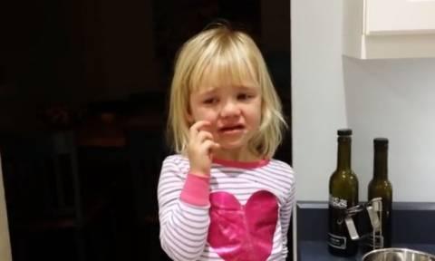 Οι πιο… ανούσιες αντιδράσεις παιδιών και ενηλίκων (vid)