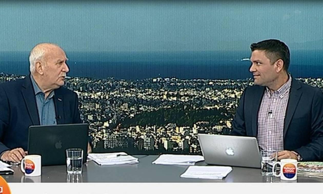 Μπάγια Αντωνοπούλου:Ο Παπαδάκης αποκάλυψε τον πραγματικό λόγο της απουσίας της στο «Καλημέρα Ελλάδα»