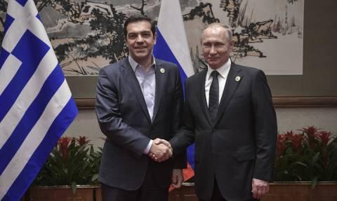 «Κλείδωσε»: Στις 7 Δεκεμβρίου ο Τσίπρας στη Μόσχα - Τι θα συζητήσει με τον Πούτιν