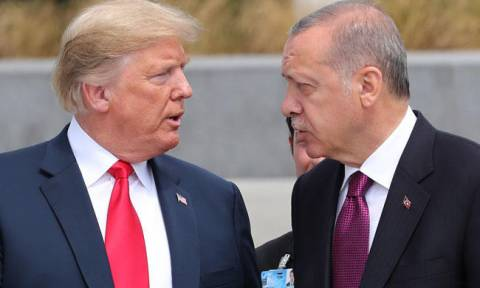 «Τζάμπα μάγκας» ο Ερντογάν: Άφησε ελεύθερο τον πάστορα και εκ των υστέρων στηλιτεύει τις ΗΠΑ
