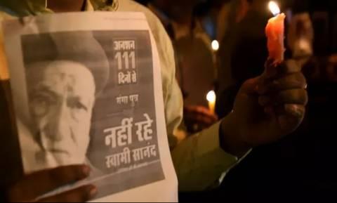Ινδία: Πέθανε από απεργία πείνας ένας από τους πιο γνωστούς ακτιβιστές για τον καθαρισμό του Γάγγη