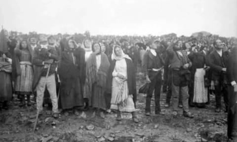 Σαν σήμερα το 1917 συνέβη το «Θαύμα της Φάτιμα» στην Πορτογαλία