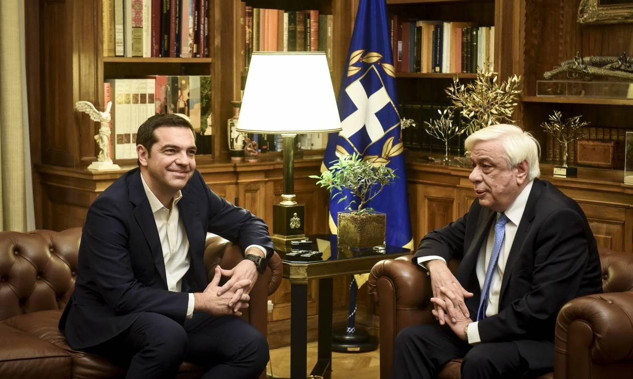 Ο Τσίπρας θα ζητήσει από τον Ζάεφ υπογραφή περί μη ύπαρξης Μακεδονικής γλώσσας και ταυτότητας