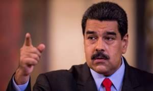 Βενεζουέλα: Ο Μαδούρο καταγγέλλει ότι ΗΠΑ και Κολομβία επιδιώκουν τη δολοφονία του