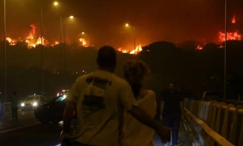 Εφιαλτικό σενάριο για την Ελλάδα: Έρχεται ραγδαία αύξηση σε πυρκαγιές, καταιγίδες και καύσωνες