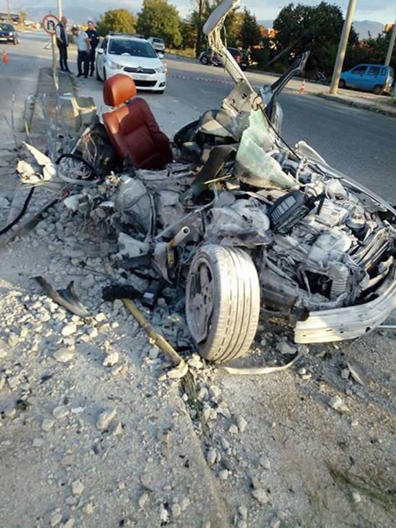 Φρικτό τροχαίο στη Δράμα: Δύο νέοι έχασαν τη ζωή τους στην άσφαλτο (ΠΡΟΣΟΧΗ ΣΚΛΗΡΕΣ ΕΙΚΟΝΕΣ)