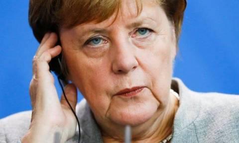 Μέρκελ: Ασφάλεια των εξωτερικών συνόρων με συμβιβασμούς και αλληλεγγύη