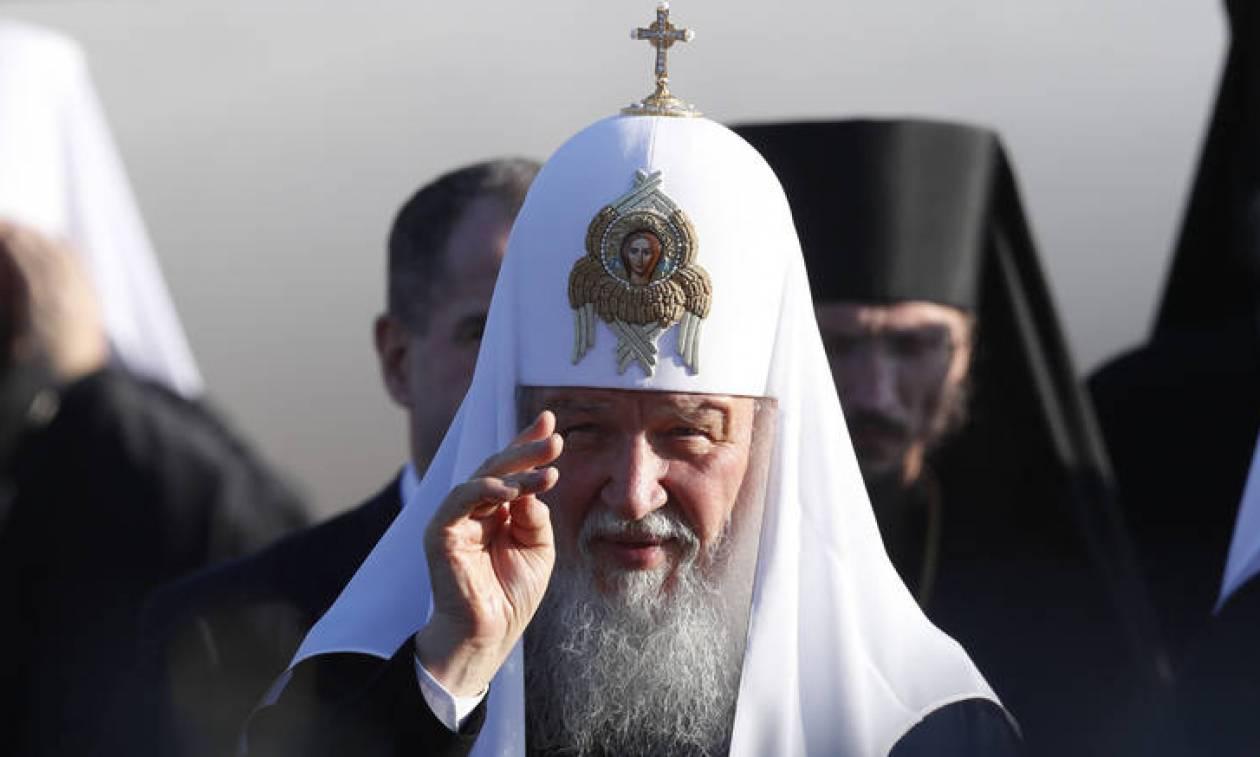 Με σθεναρή απάντηση «απειλεί» η Ρωσία το Οικουμενικό Πατριαρχείο