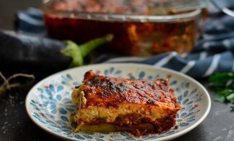 Η συνταγή της ημέρας: Μουσακάς