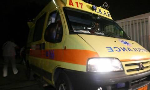 Αιτωλοακαρνανία: Ανείπωτη τραγωδία στην άσφαλτο