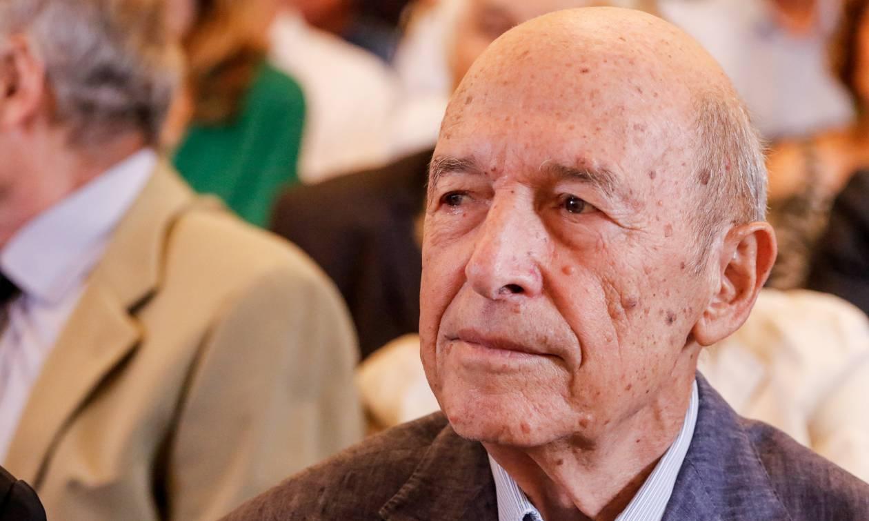 Σημίτης: Η Ελλάδα σε πολύ χαμηλό επίπεδο σε ό,τι αφορά την «Αποτελεσματική Διακυβέρνηση»