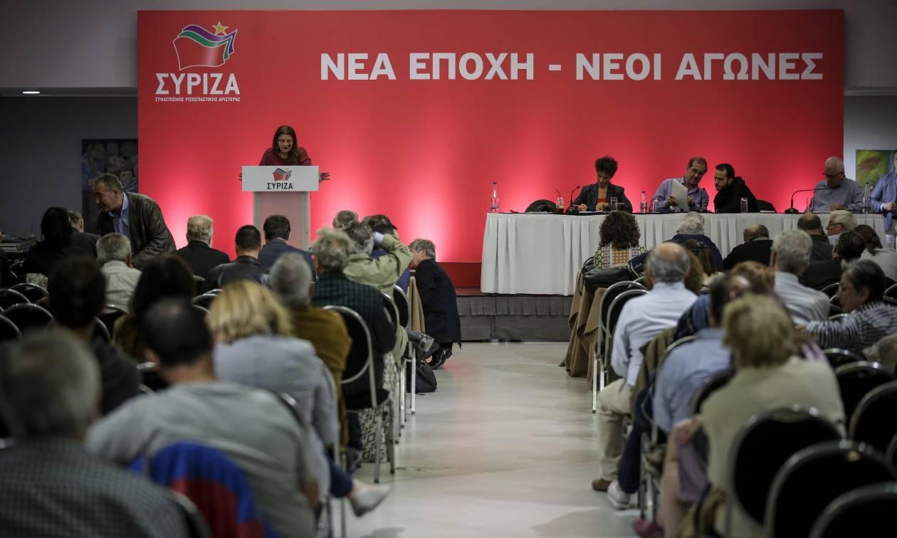 Πολιτική γραμματεία ΣΥΡΙΖΑ: Αυτά είναι τα αποτελέσματα της ψηφοφορίας