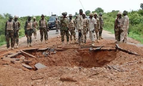 Νιγηρία: Δύο στρατιώτες νεκροί και εννέα τραυματίες από εκρήξεις ναρκών